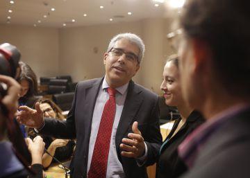 Homs pedirá al Congreso que pare su suplicatorio