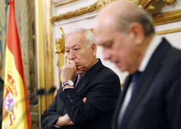 El Congreso se desmarca de la oferta de Margallo sobre Gibraltar
