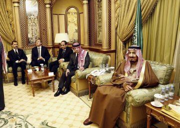 El Rey retoma nueve meses después el viaje suspendido a Arabia Saudí