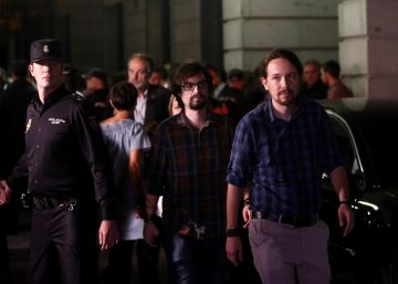 Iglesias cree que las críticas a Espinar buscan debilitar su liderazgo