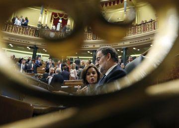 A mayor comodidad de Rajoy