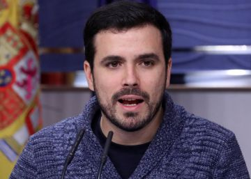 Garzón califica de injusta la crítica de Iglesias a Cayo Lara por cuestionar a Espinar