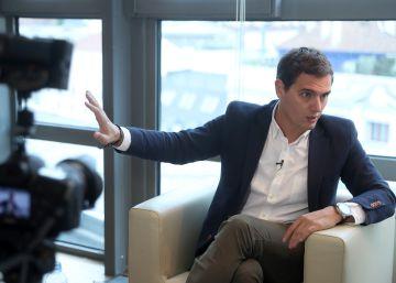 """""""Voy a pedirle a Rajoy que impulse las reformas que necesitan los catalanes"""""""