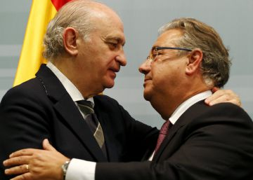 "Zoido: ""Vengo a dejarme la piel por España"""