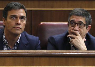 Sectores del PSOE apuntan a Patxi López como referente para renovar el liderazgo