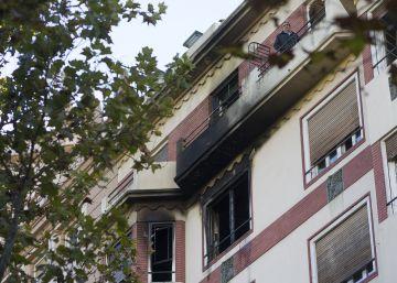 Muere una menor de 14 años en un incendio en Zaragoza