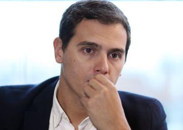 """Rivera, sobre los Presupuestos: """"No vamos a renegociar lo que ya está negociado"""""""
