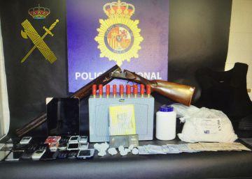 Desmantelada en Cádiz una organización de narcotraficantes