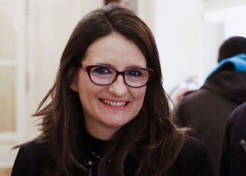 """Mónica Oltra: """"No veo a Cataluña fuera de España"""""""