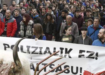 La Guardia Civil envía a la juez el informe sobre terrorismo en Alsasua
