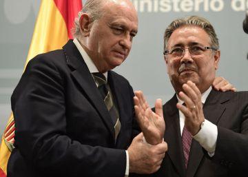 Fernández Díaz cuestiona una decisión del Gobierno sobre Oriente Próximo