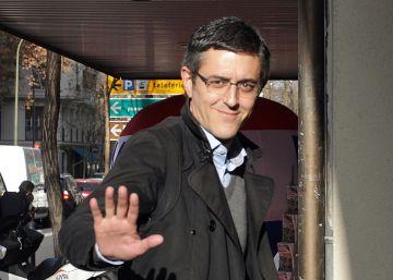 Madina no se presentará a las primarias del PSOE