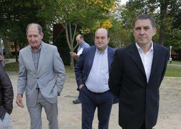 "Otegi pide autocrítica al PNV porque ""la Ertzaintza también ha matado"""