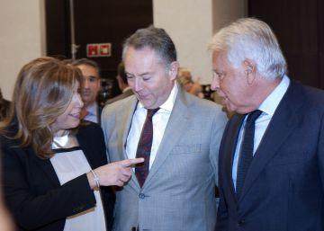 """González: """"No apoyaría a Susana Díaz si se presenta porque la fastidiaría"""""""