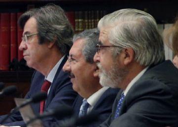 El Poder Judicial respalda a Maza como fiscal general del Estado