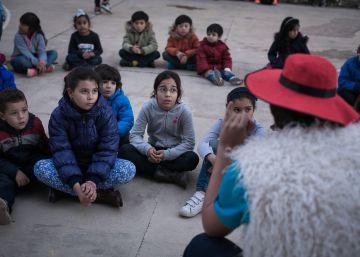 Uno de cada tres menores está en riesgo de exclusión