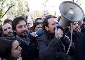 Los votantes desencantados del PSOE rechazan la opción de Podemos
