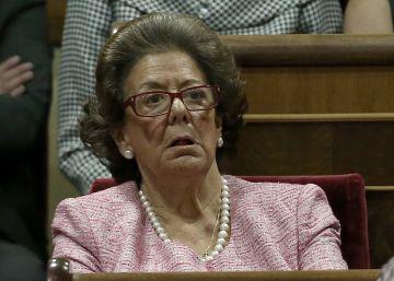 La trama que atrapó a Rita Barberá