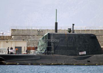 La Royal Navy se enfrenta a un buque español en aguas cercanas a Gibraltar