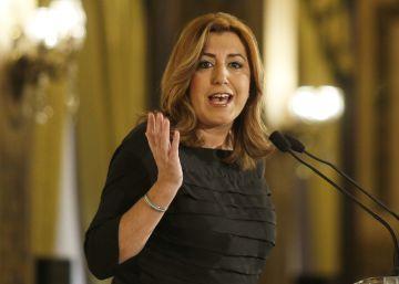 Susana Díaz cree compatible ser presidenta de Andalucía y líder del PSOE
