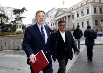 """Ximo Puig acusa a Madrid de comportarse como un """"paraíso fiscal"""""""