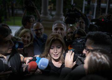 Díaz inicia el proceso para presentar su candidatura a liderar el PSOE