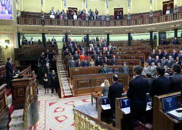 Unidos Podemos se niega a participar en el minuto de silencio por Barberá