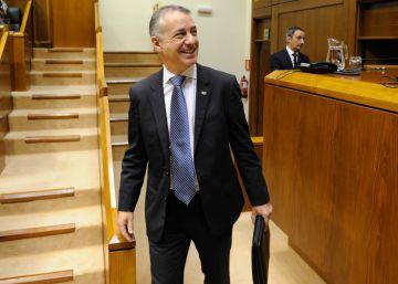 """Urkullu defiende el """"realismo político"""" frente a planteamientos irrealizables"""