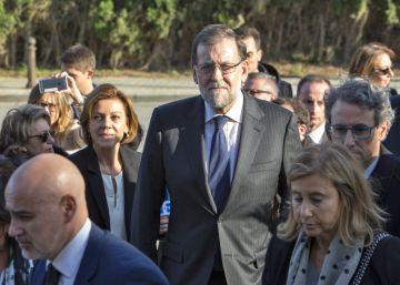 """Rajoy sobre Barberá: """"Fue un honor ser su amigo"""""""