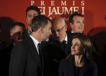 """El Rey defiende en Valencia """"un país en el que ninguno sobra"""""""