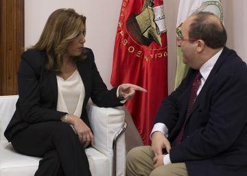 El PSC garantiza su imparcialidad en la pelea por el liderazgo del PSOE