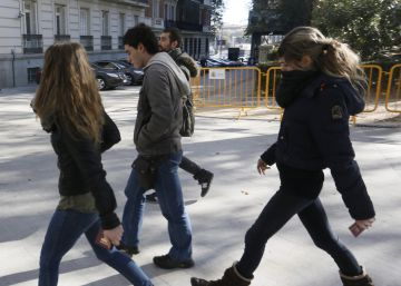 Los agredidos en Alsasua describen un clima de odio