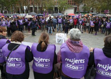 Miles de personas piden un pacto de Estado contra la violencia machista
