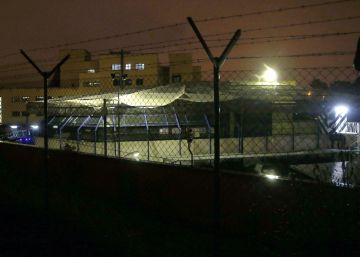 Detenidos cuatro fugados del CIE de Madrid tras un intento de robo