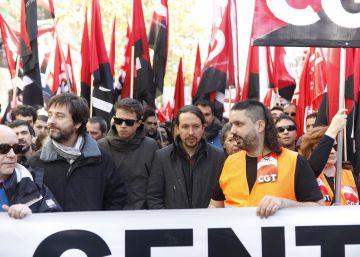 Cargos de Podemos apoyan un medio alternativo