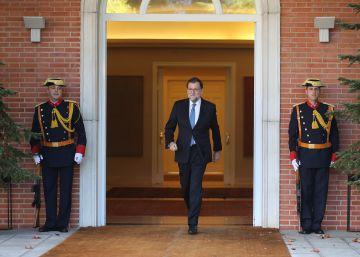 """Rajoy dice que """"pronto"""" pedirá al Congreso aumentar las tropas en Irak"""