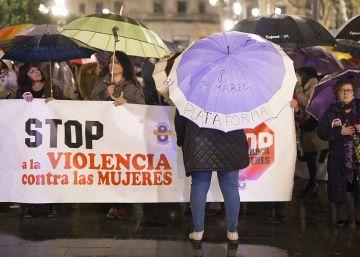 El Senado no cierra un presupuesto contra la violencia de género