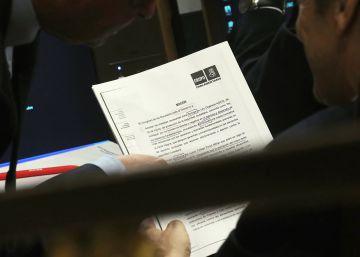 Los partidos buscan vías para reformar la 'ley mordaza'