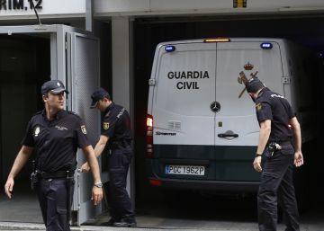 Condenado a dos años el detenido en el aeropuerto de Madrid por 'kale borroka'