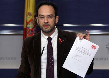 La alternativa del PSOE a la 'ley mordaza' permite protestas ante el Congreso