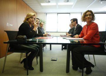 PSOE y PSC seguirán juntos pero con nuevas condiciones