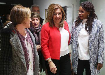 """Susana Díaz critica la falta de una política """"seria"""