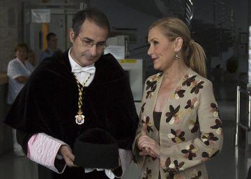 Cinco profesores reclaman al rector de la Rey Juan Carlos que dimita por plagio