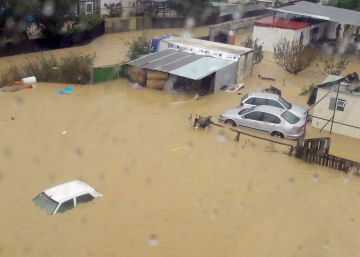 Two dead after torrential rains and flooding in southern Spain