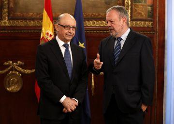 Montoro hará concesiones al País Vasco para atraer al PNV