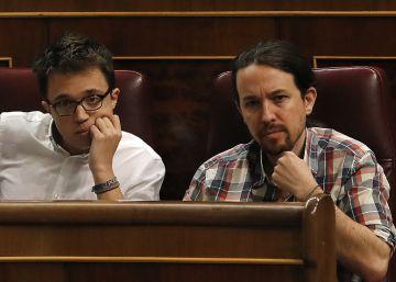 El censo del congreso enfrenta a los sectores de Podemos