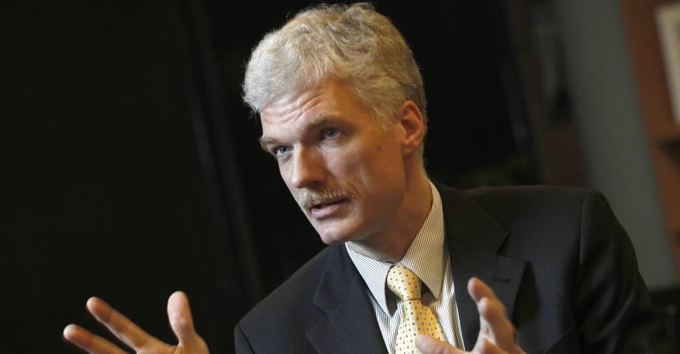 Andreas Schleicher, responsable de análisis educativos de la OCDE y coordinador del informe PISA.