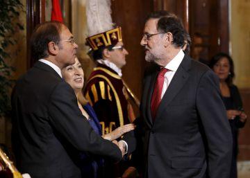 Rajoy: ¿Y ahora voy yo a convocar el referéndum?