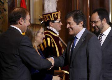 """Javier Fernández aboga por """"trabajar el consenso"""""""