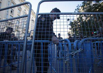 Absueltos cuatro policías acusados de torturar a un hombre ebrio en A Coruña